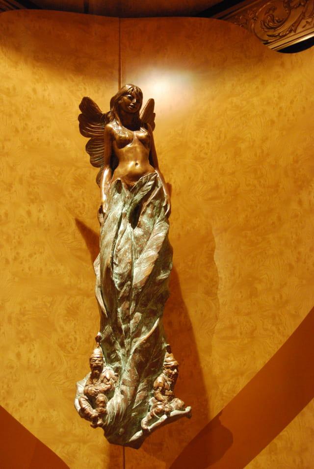 la statuette