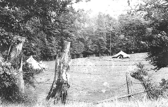 Scout : La tente