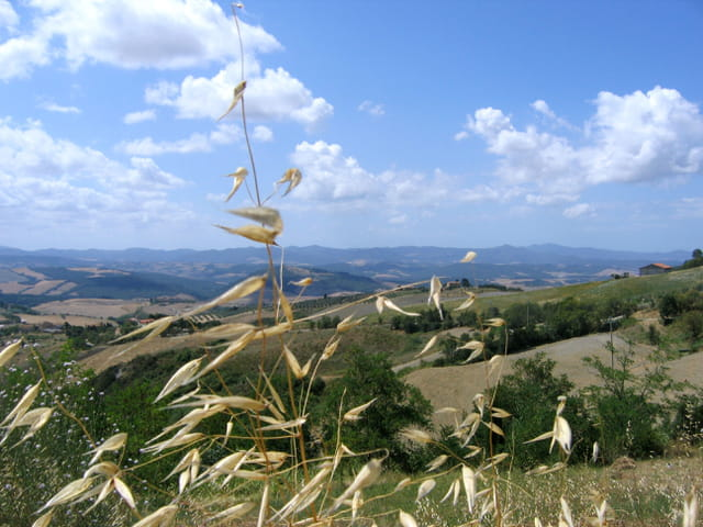 La Toscane - Volterra