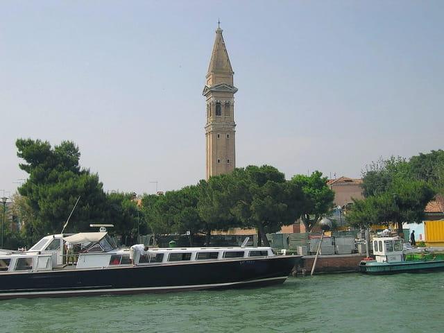 La tour de Burano
