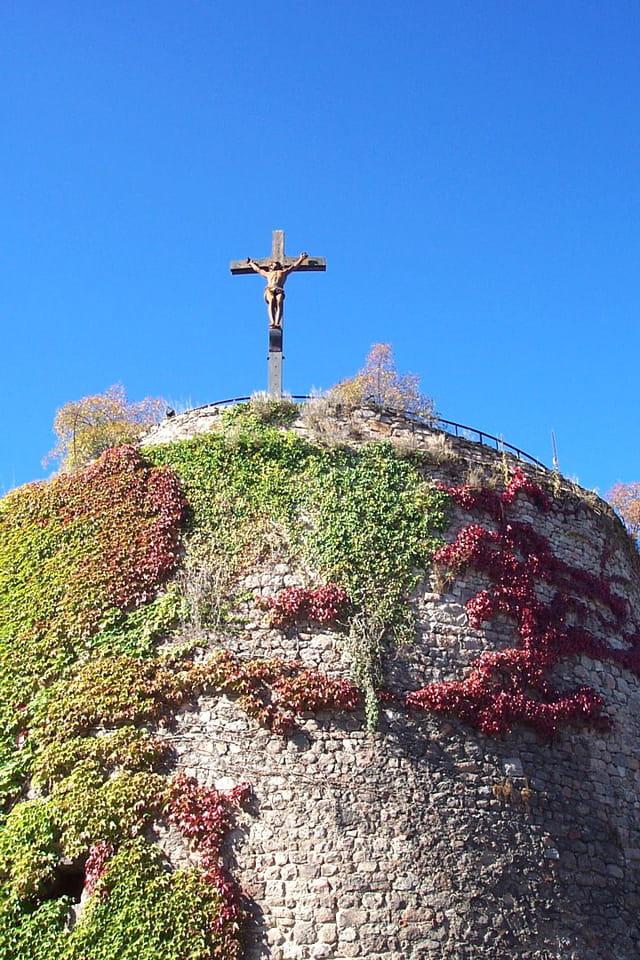 La tour de l'Auxois