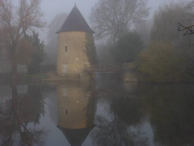 La tour du lavoir