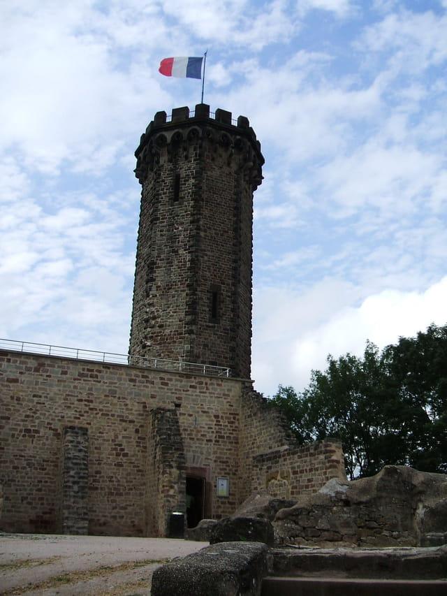 la tour du schlossberg