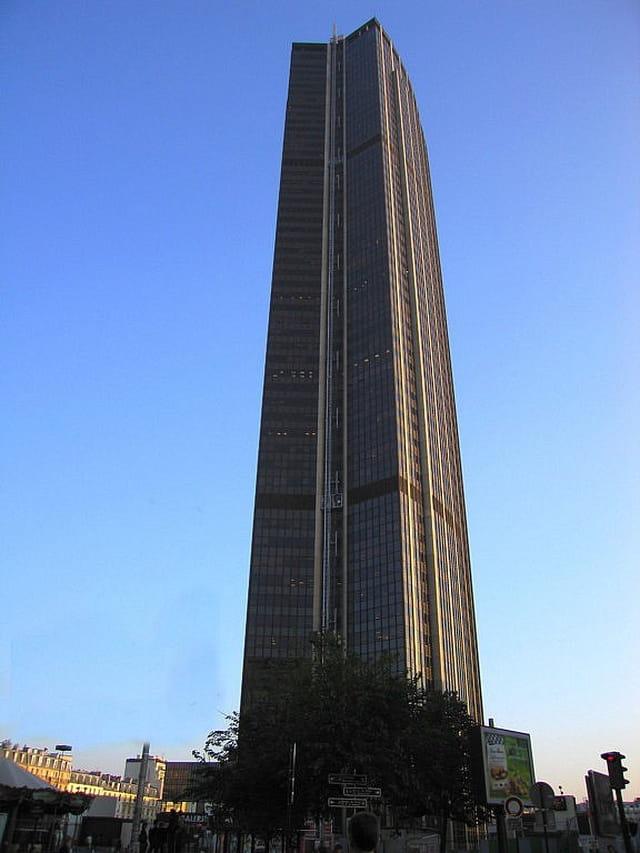 La tour Maine-Montparnasse