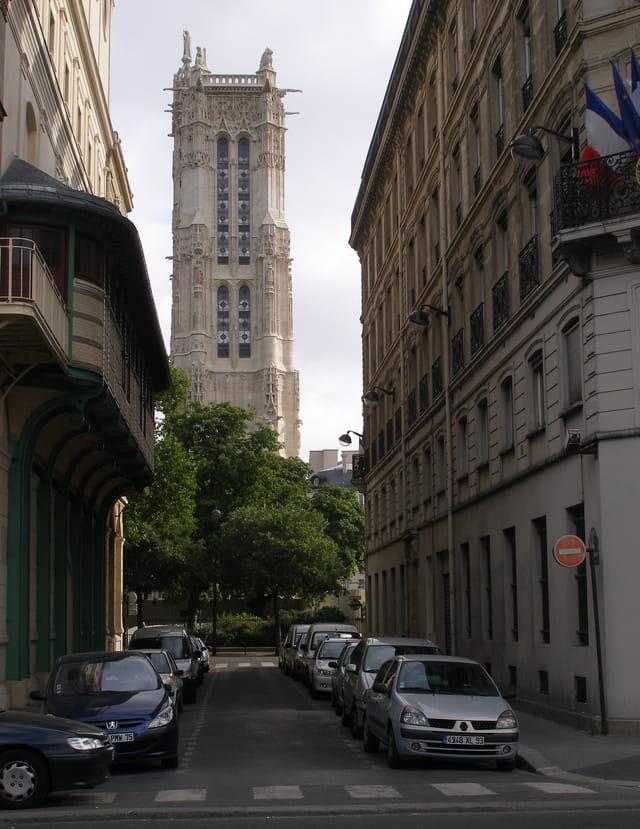 La Tour St. Jacques