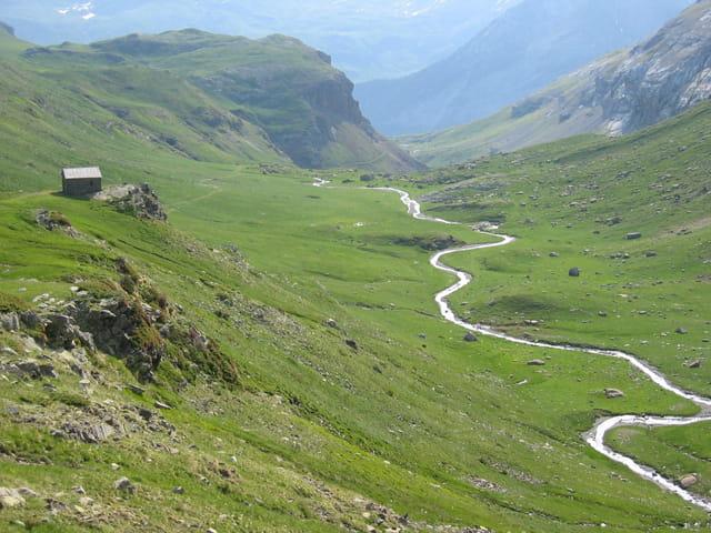 La vallée des pouey aspé à gavarnie