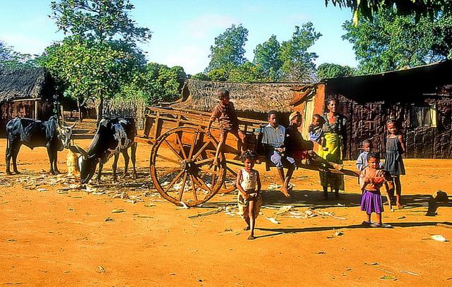 La vie au village