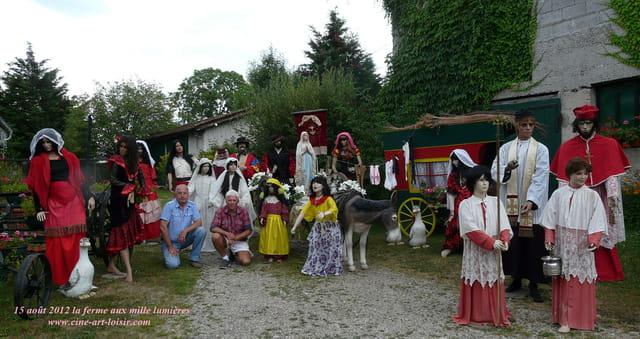 La Vierge célébrée et les Gitans honorés Ciné Art Loisir