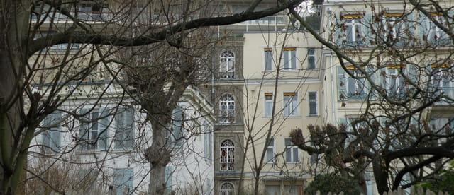 La Villa Capri, au Pecq