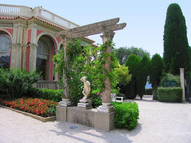 La villa  Ephrussi de Rothschild (13)