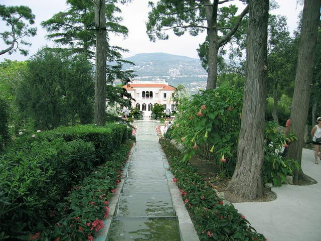 La villa  Ephrussi de Rothschild (18)