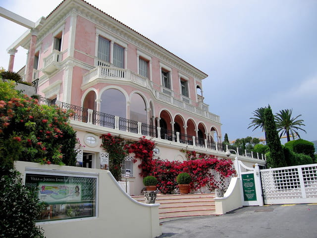 La villa  Ephrussi de Rothschild (2)