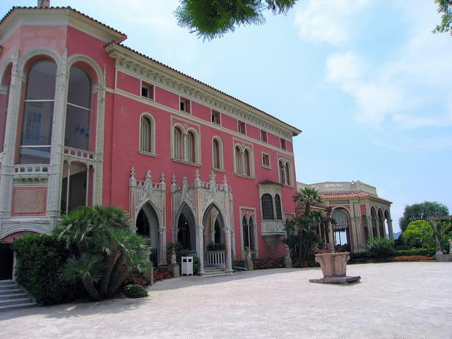 La villa  Ephrussi de Rothschild (3)