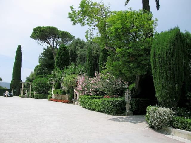 La villa  Ephrussi de Rothschild (9)