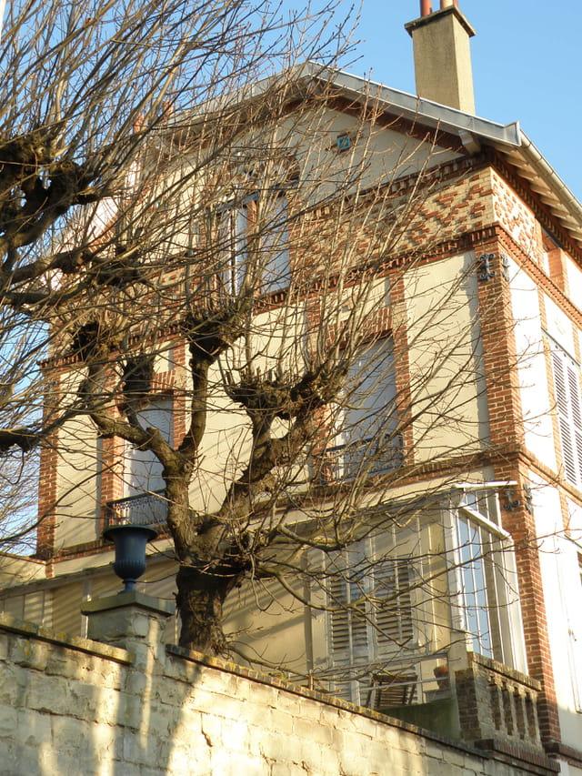 La villa où est mort Félicien David (2)