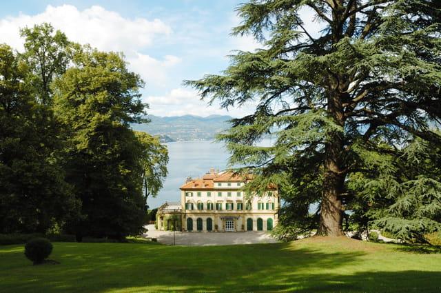 La villa Pallavicino