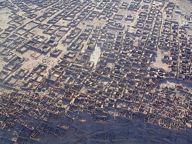 La ville de chinguetti