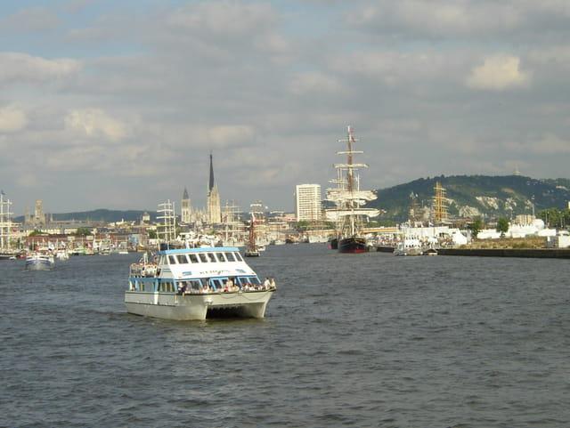 La ville et l'armada