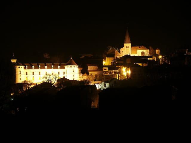 La ville médiévale de Liverdun