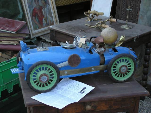 La voiture de marc dray