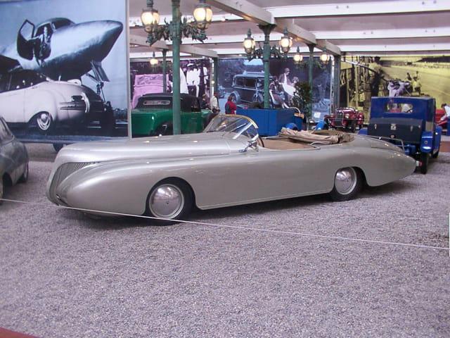 La voiture du loup de Tex Avery