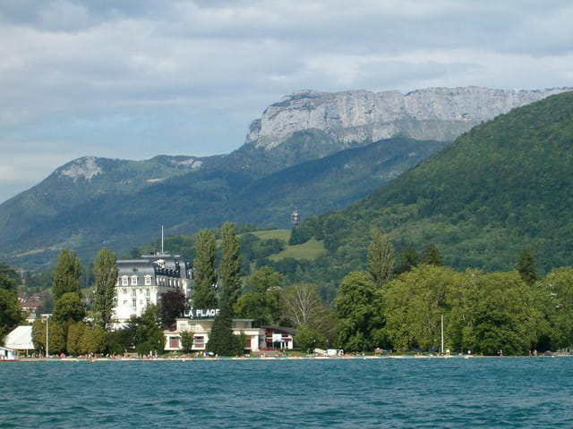 Lac annecy (74)