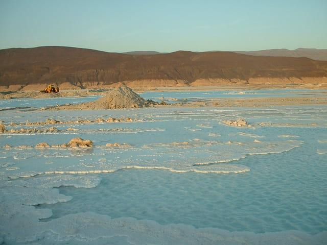 Lac Assal - Djibouti