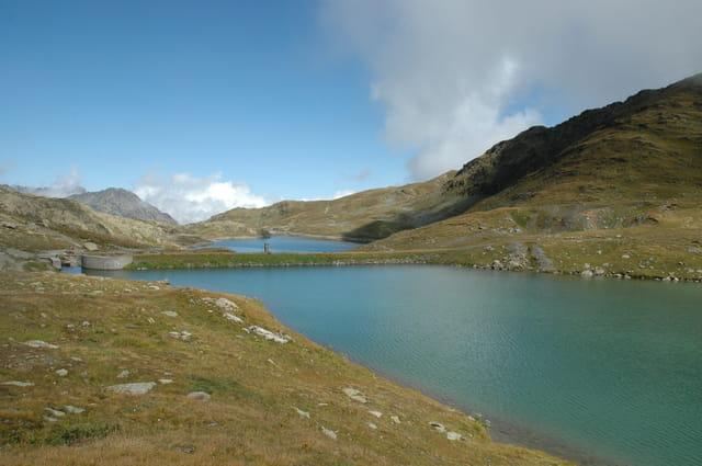 Lac Blanc et Bramans