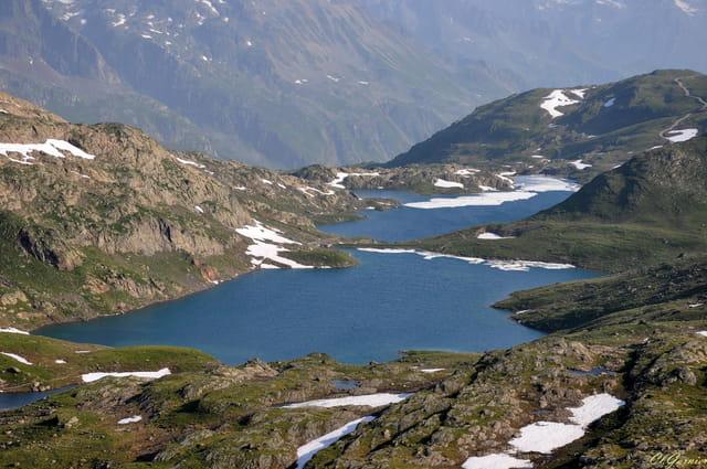 Lac Blanc & lac Bramant