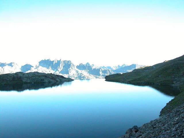 Lac Bramant ( les 3 lacs )