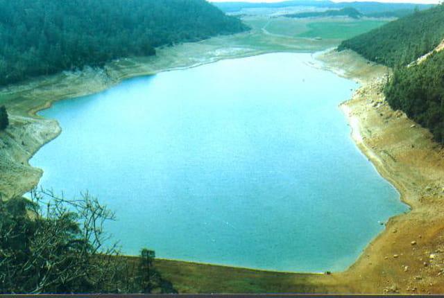 Lac d'Aguelmam