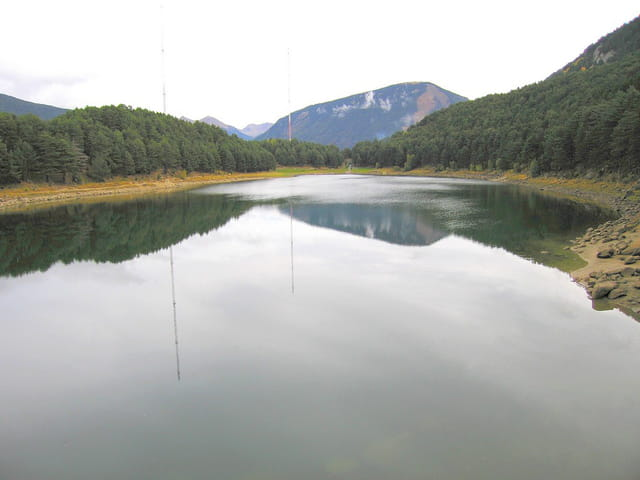 Lac d'Engolasters (3)