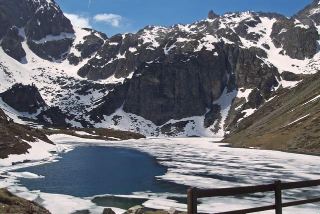 Lac d'hileou