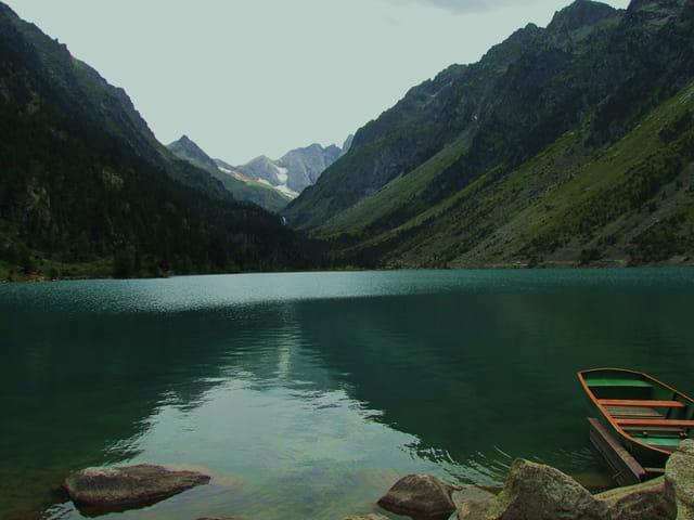Lac de gaube par jean marc puech sur l 39 internaute - Lac de gaube ...