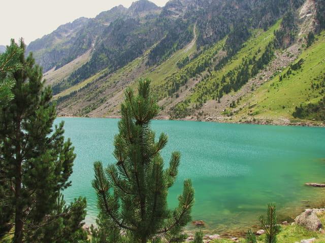 Lac de GAUBE.