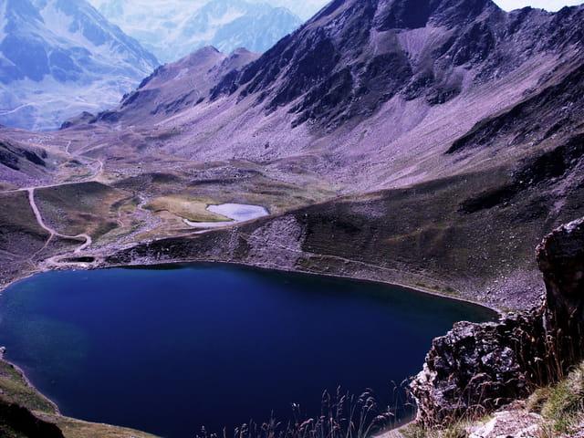 Lacs de montagne.