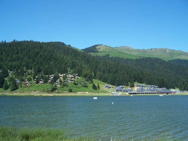Lac de PAYOLLE.