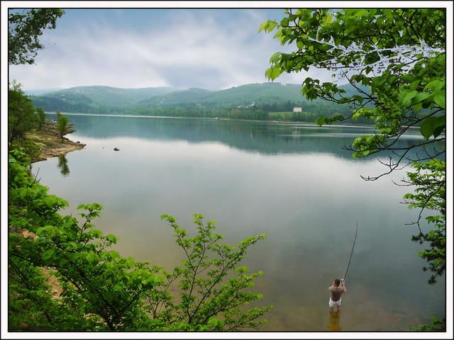 Lac de Saint Férréol