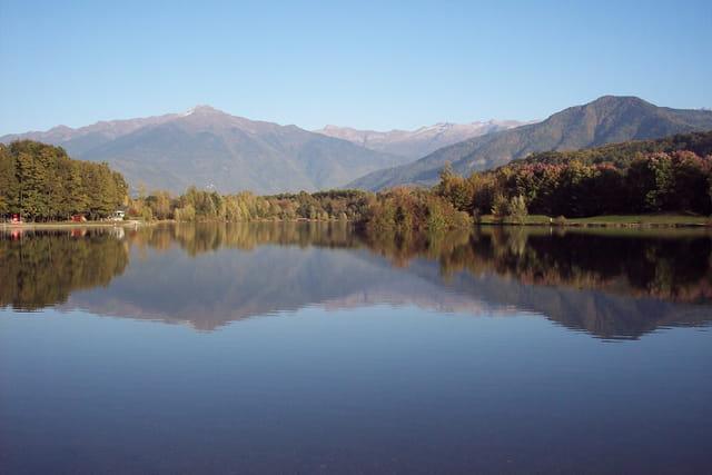 Lac de Saint-Pierre d'Albigny