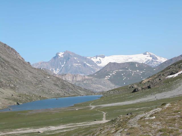 Lac de savine