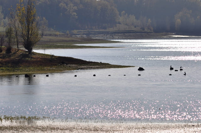 Lac de Soumensac