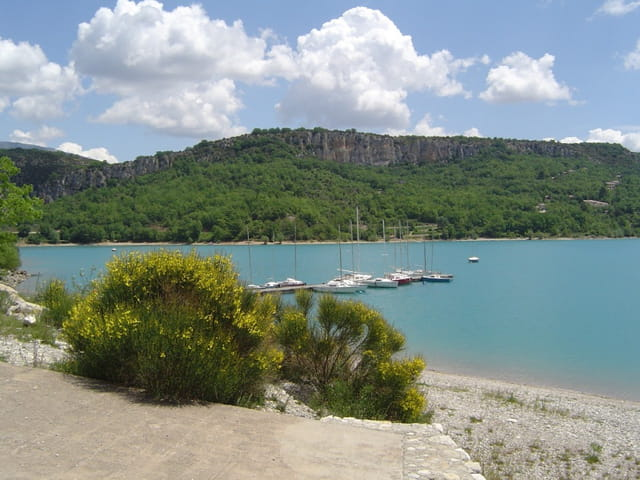 Lac de ste croix (var)