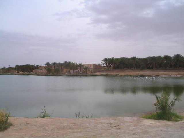 Lac de Témacine 1