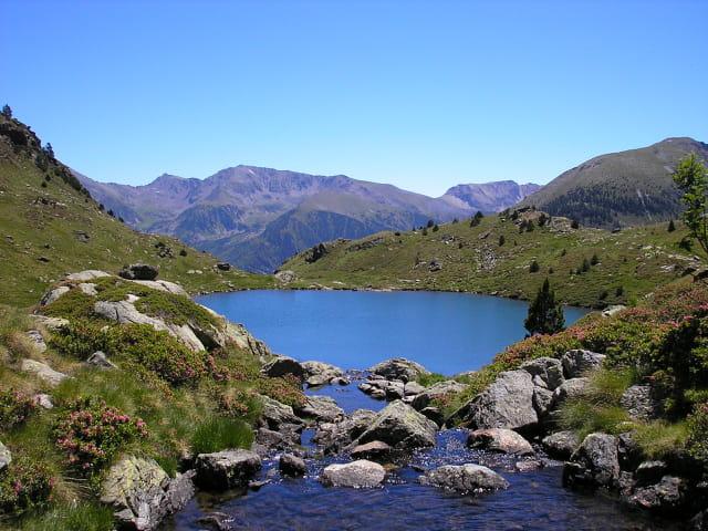 Lac de Tristaina