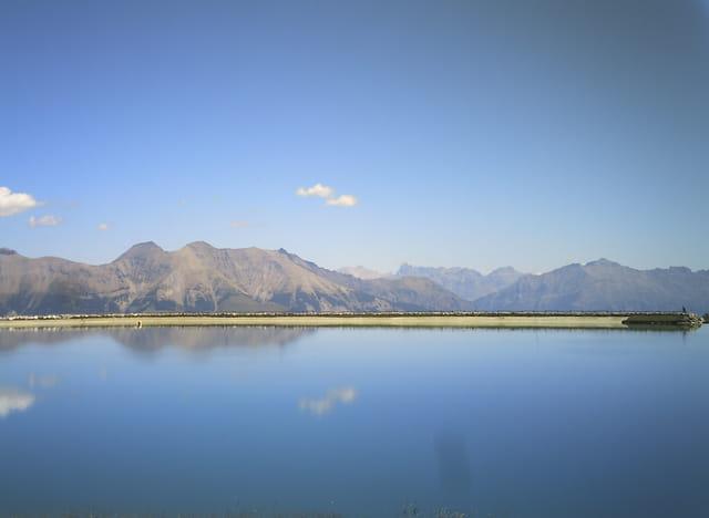 Lac des Alpes du Sud