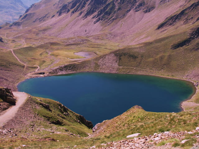 Lac des Pyrénées - D'ONCET.