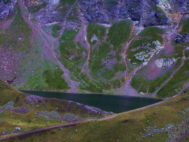 Lac des Pyrénées - d'Oncet