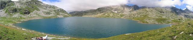 Lac des sept Laux