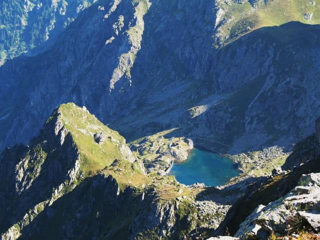 Lac du crozé