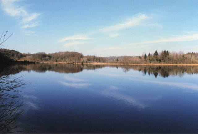 Lac du Jura - grand Maclu
